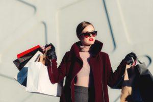 Geld sparen beim Shoppen