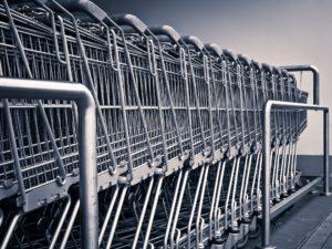 Geld sparen beim Einkaufen